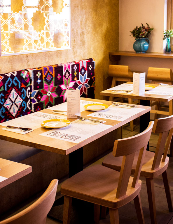 CERU, South Kensington – A Taste of The Levant – restaurant review