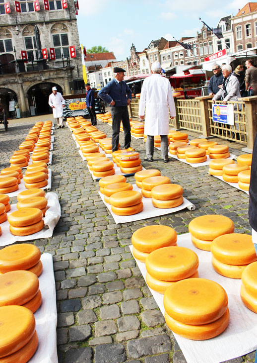 Gouda – a cheese for all seasons