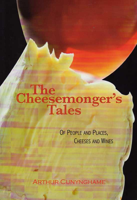 book review The Cheesemonger's Tales