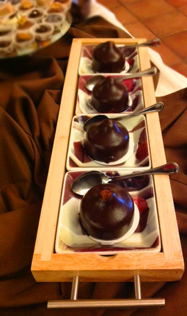 Perugia Italy dessert