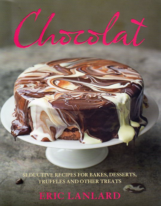 Chocolat by Eric Lanlard – yes, its chocolate – review