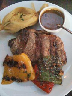 restaurant review chorizo