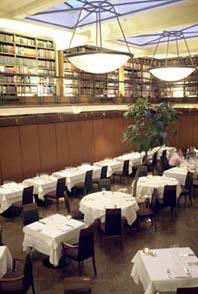 restaurant review cinnamon club room
