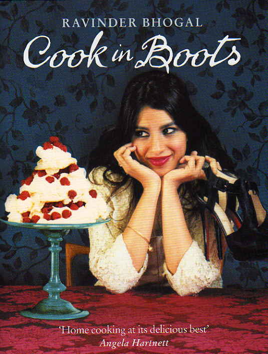 Cook in Boots by Ravinder Bhogal – review
