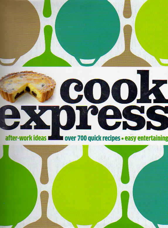 Cookbook review Cook Express