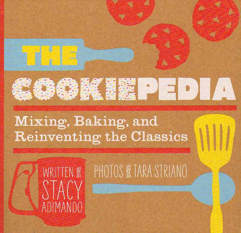 The Cookiepedia by Stacy Adimando – review