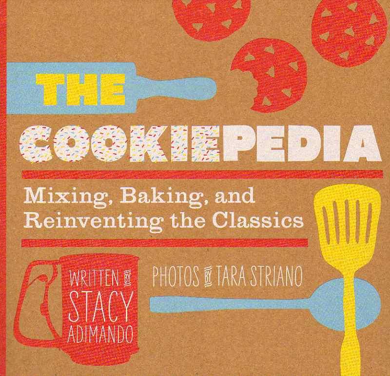 cookbook review The Cookiepedia
