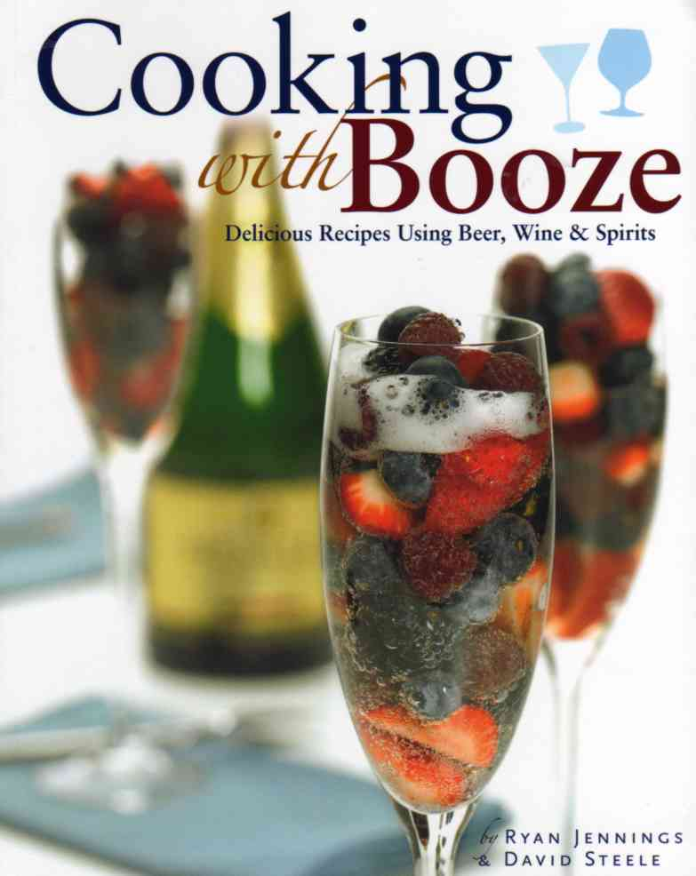 Cooking with Booze by Ryan Jennings – review