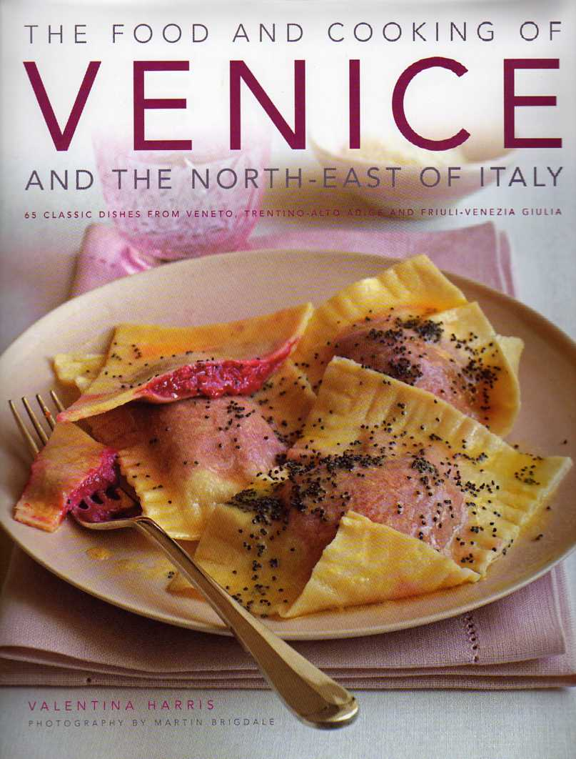 cookbook review Food and Cooking of Venice