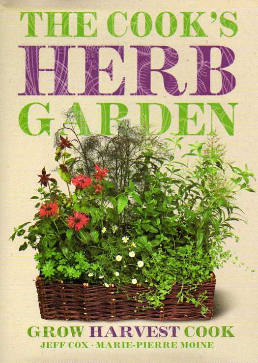 The Cook's Herb Garden by Jeff Cox – review