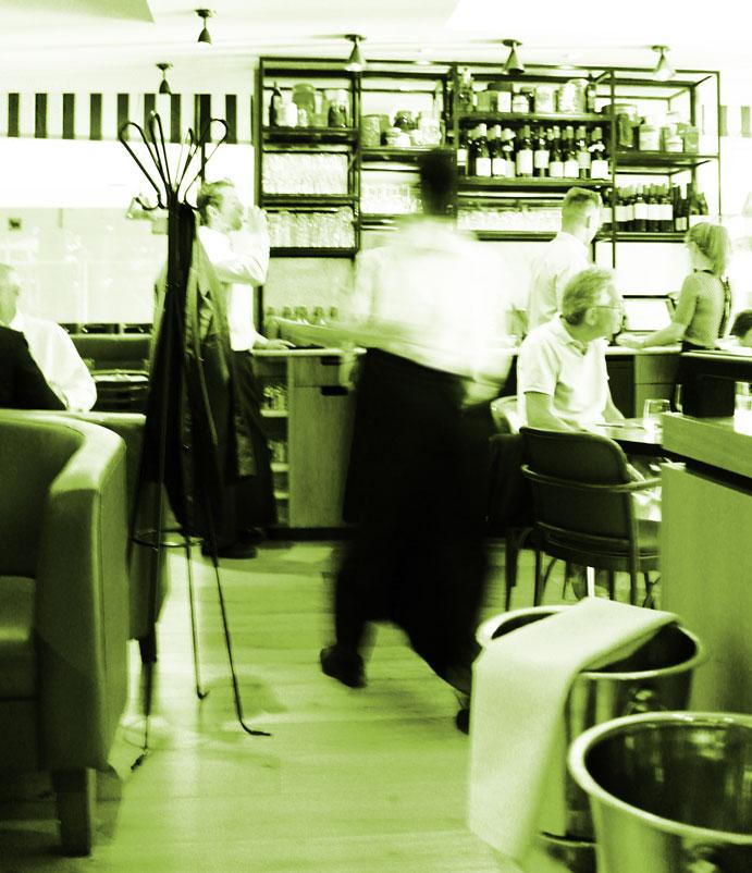 Côte waiters