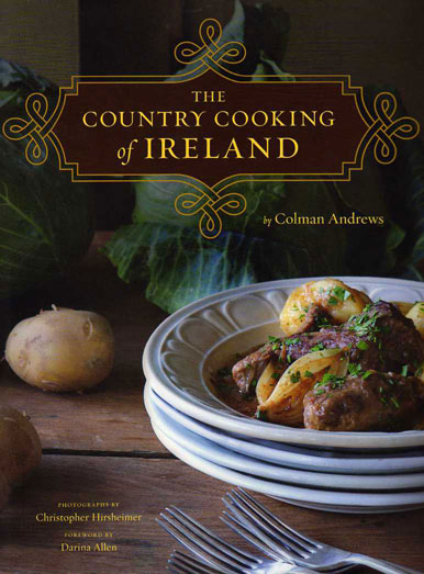 The Country Cooking of Ireland by Colman Andrews – review
