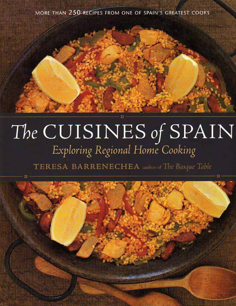 The Cuisines of Spain by Teresa Barrenechea – review