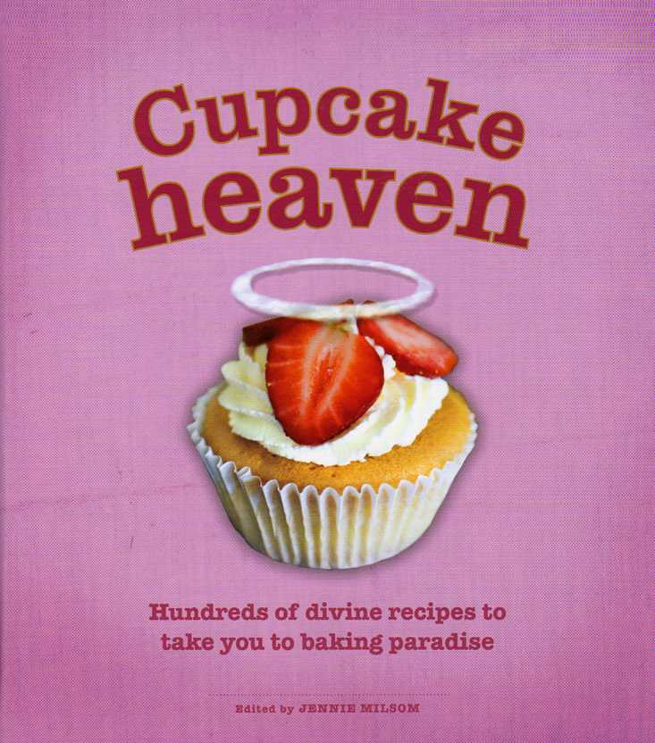 Cupcake Heaven by Jennie Milsom – review