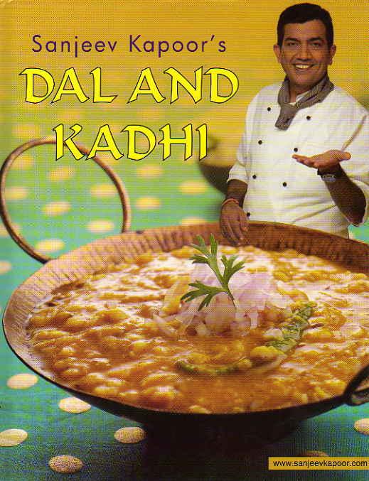 cookbook reviews Dal and Kadhi