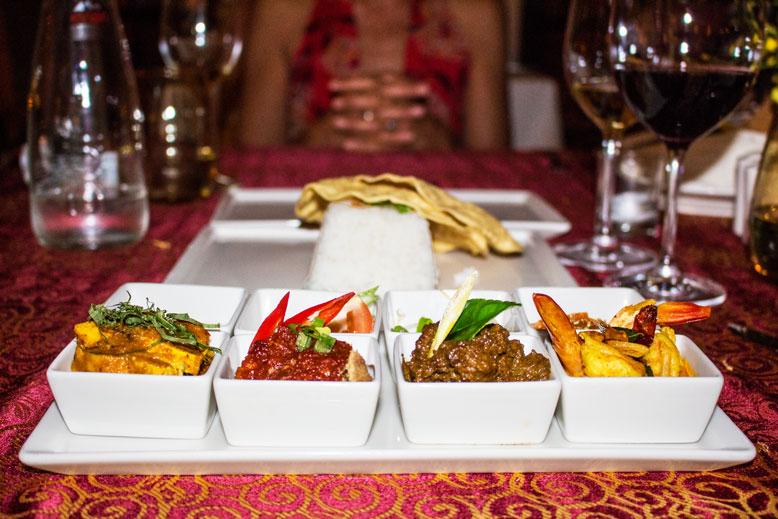 The Danna curry