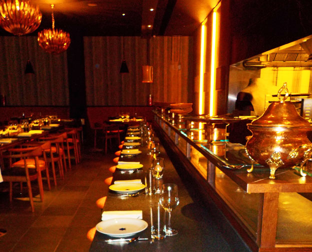 Darbaar by Abdul Yaseen, Broadgate – restaurant review