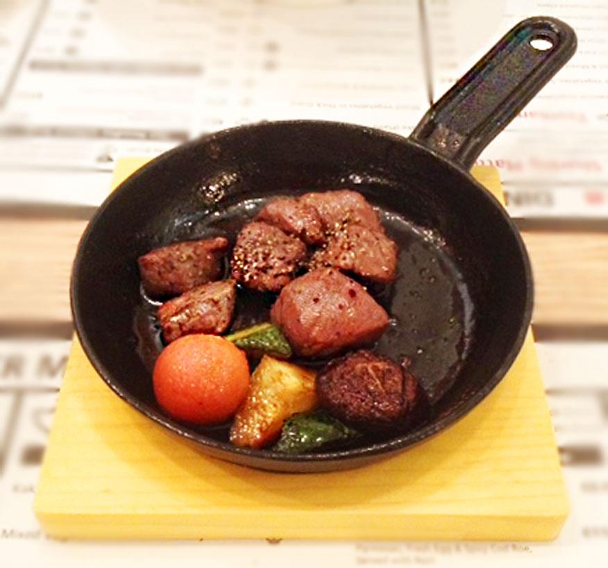 Den Udon meat