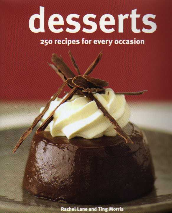 Desserts by Rachel Lane and Ting Morris – review