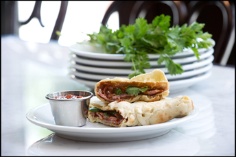 asian restaurant review dishoom bacon