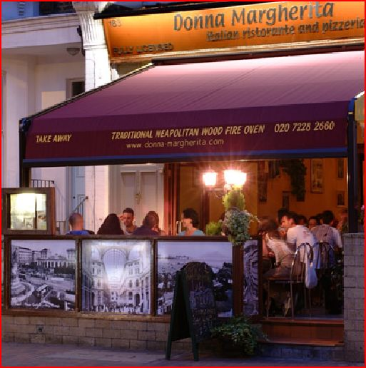 Donna Margherita Italian Restaurant and Pizzeria – review