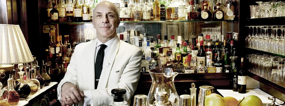 Dukes barman