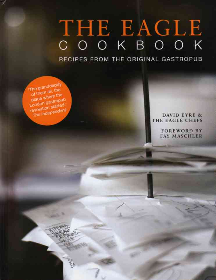 Cookbook reviews The Eagle Cookbook