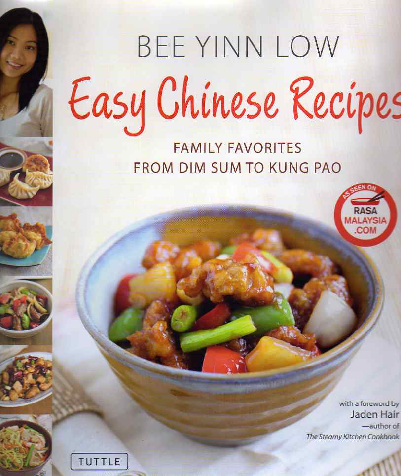 Easy Chinese Recipes by Bee Yinn Low – review