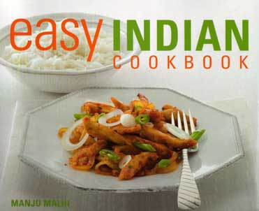 Easy Indian Cookbook by Manju Malhi – review