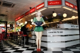 restaurant review Ed's Easy Diner