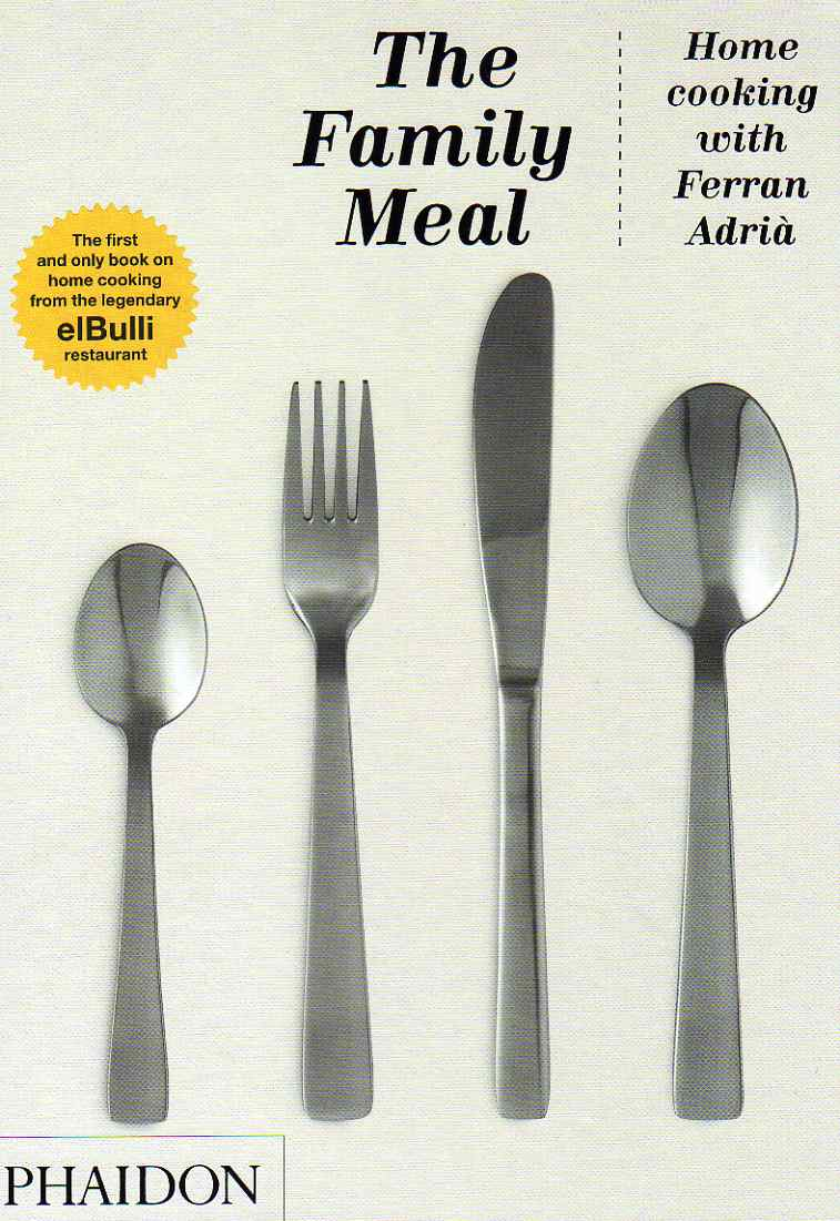 cookbook review The Family Meal
