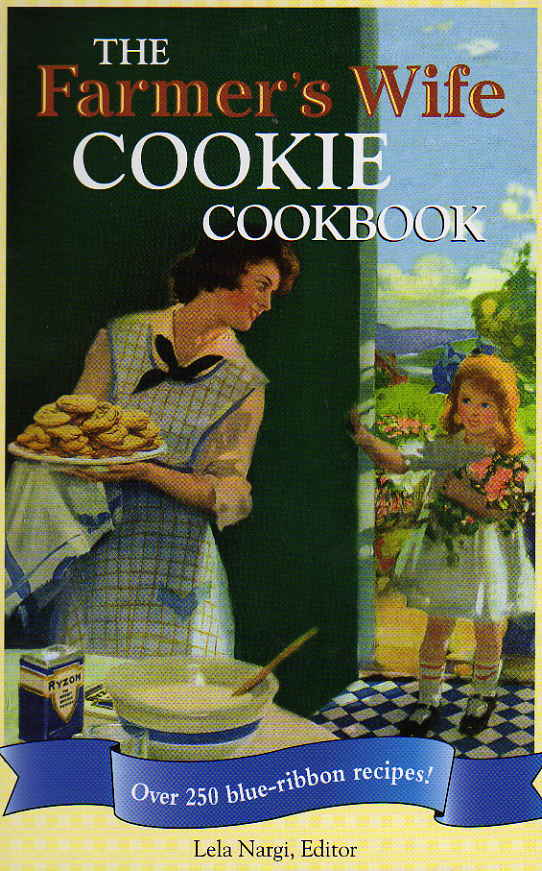 cookbook review Farmer's Wife Cookie Cookbook