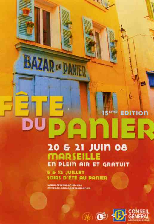 Le Panier Festival in the Back Streets of Marseilles – travel review