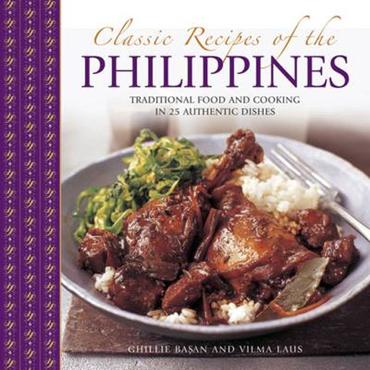 Classic Recipes of the Philippines by Ghillie Basan – review