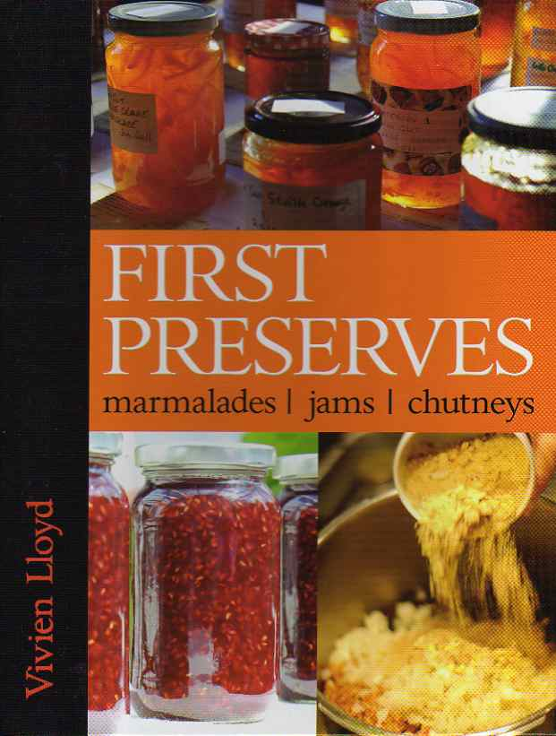 First Preserves by Vivien Lloyd – review