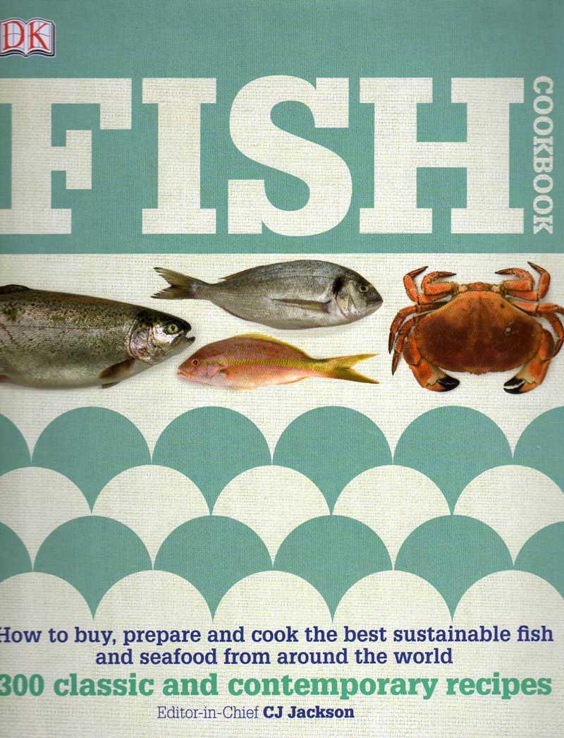 cookbook review Fish Cookbook