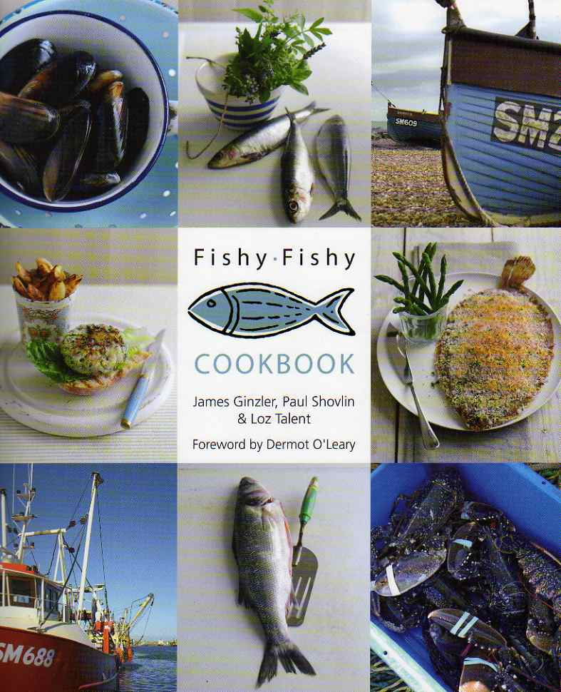 Fishy Fishy Cookbook by James Ginzler – review
