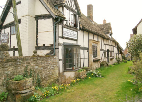 The Fleece Inn for lunch – restaurant review