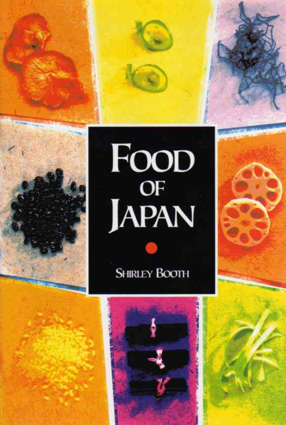 Food of Japan by Shirley Booth – review