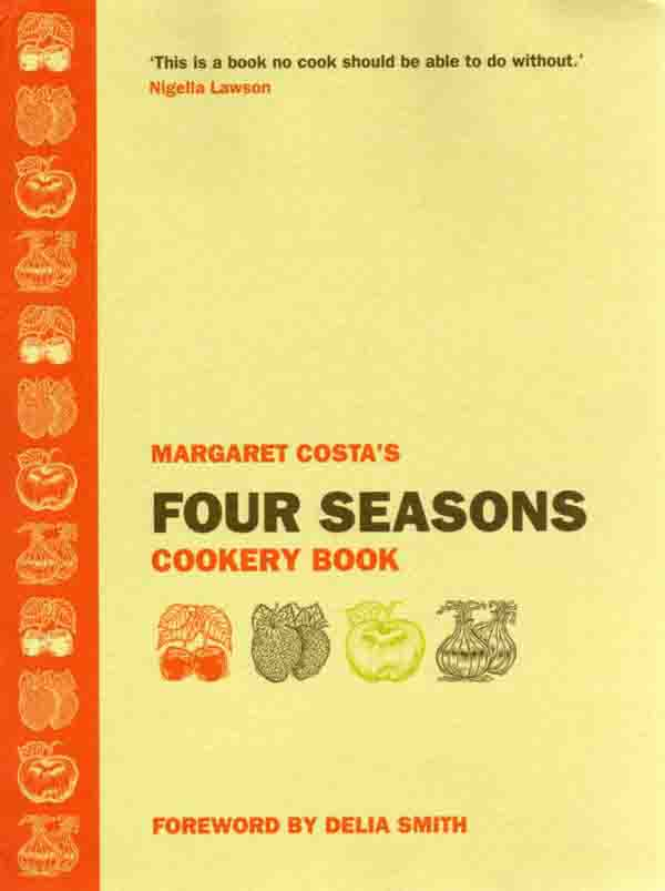 Four Seasons Cookery Book by Margaret Costa – review