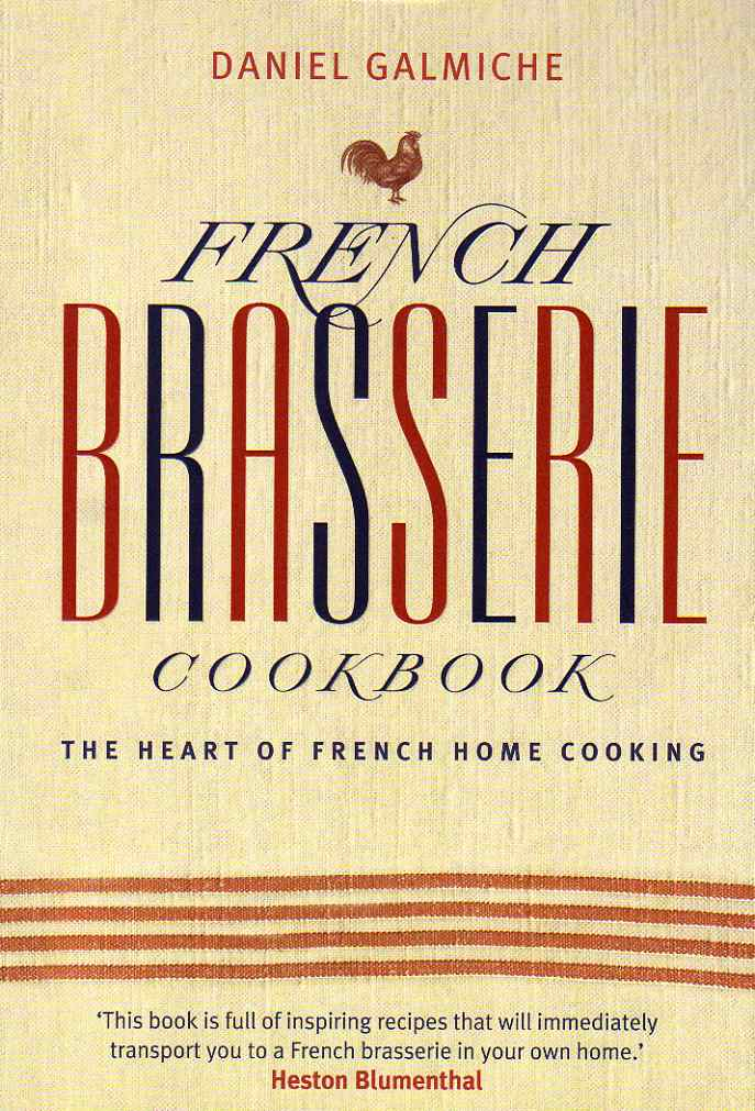cookbook review French Brasserie Cookbook
