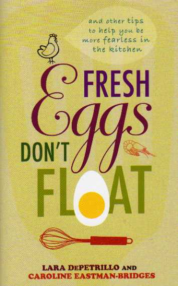 fresh eggs don't float