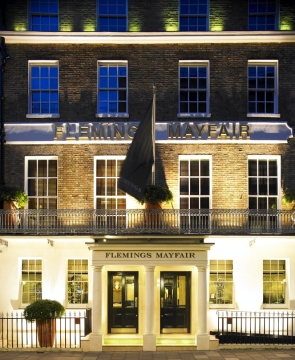The Grill at Flemings Hotel in Mayfair – restaurant review