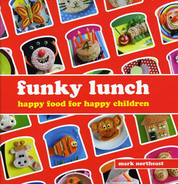 cookbook review Funky Lunch