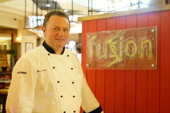 Fusion Brasserie Worcestershire for dinner – restaurant review