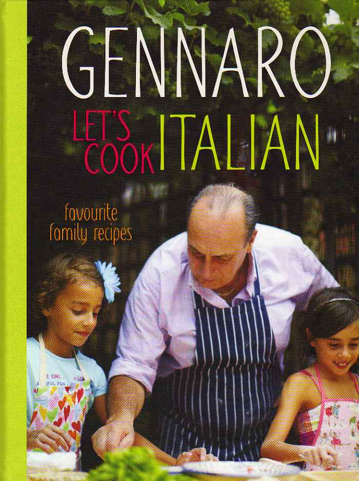 Let's Cook Italian by Gennaro Contaldo – review