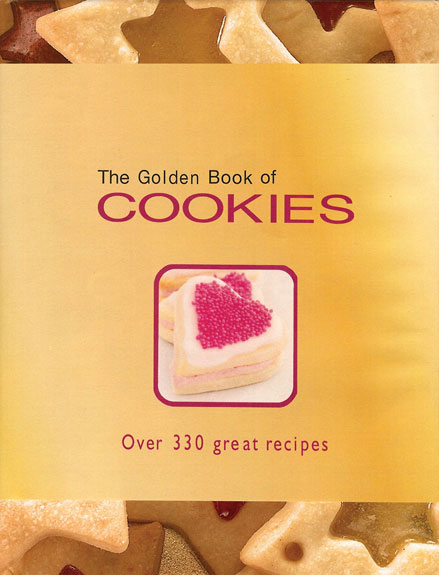 The Golden Book of Cookies – cookbook review
