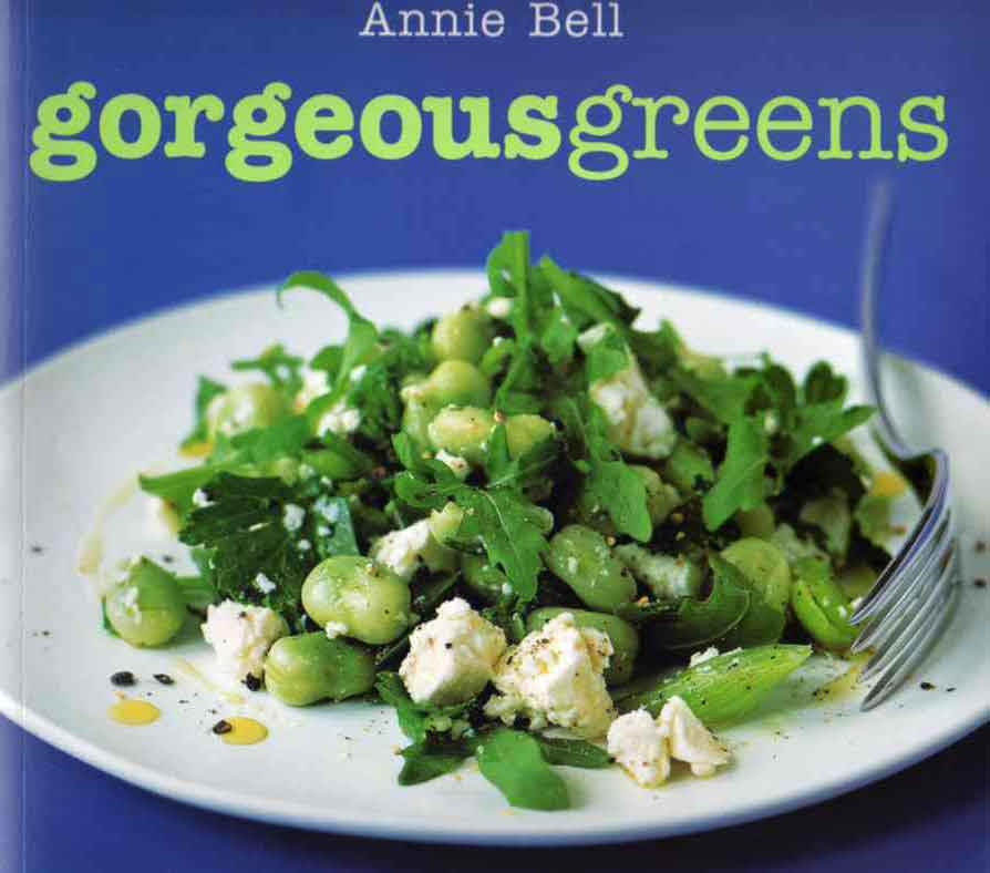 Cookbook reviews Gorgeous Greens
