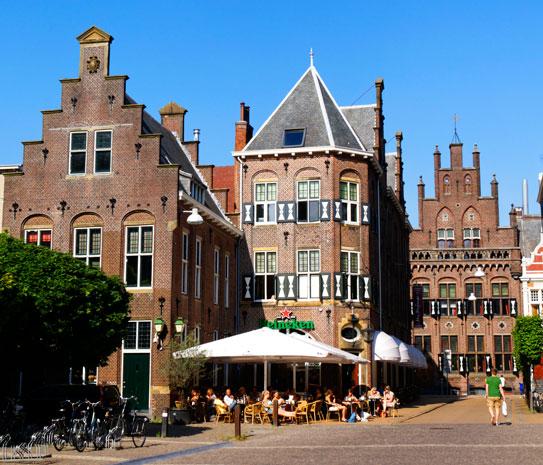 Groningen buildings