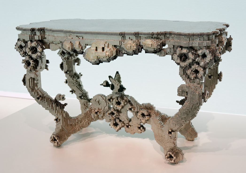 Groningen museum table